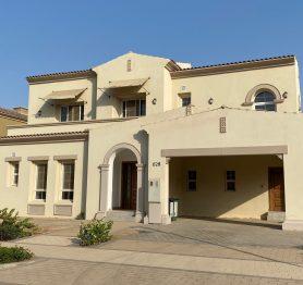 Modern Five Bedroom Villa in the Exclusive Royal Greens (Al-Murooj) Community