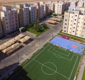 Three Bedroom Apartment in Al Shurooq (1st Floor)