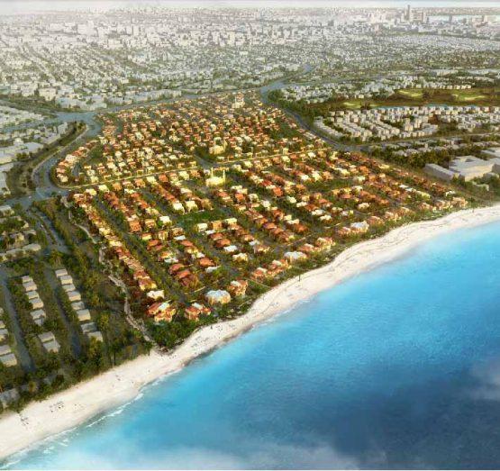 Plot in Al Murooj (Beach Community)