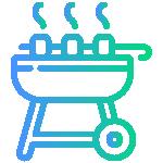 BBQ Area Icon