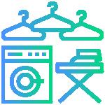 خدمات الغسيل Icon