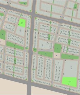Plot In Al Talah Gardens