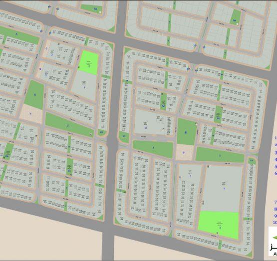 Plot In Al Talah Gardens